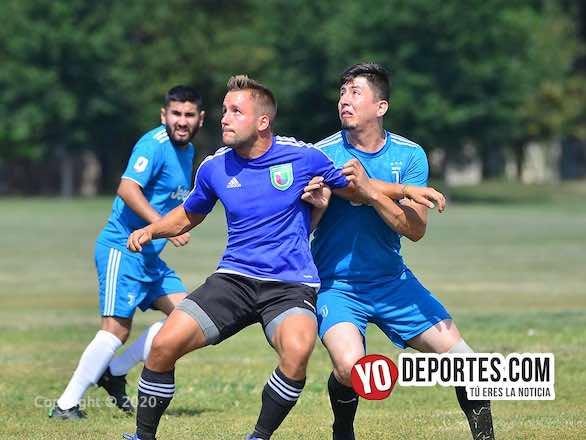 Triplete del español José Luis Nortes para que gane el Hidalgo en la Douglas
