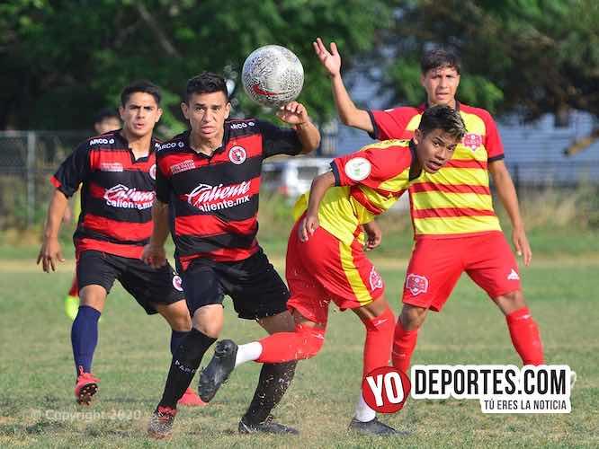 La Joya FC impone su juventud sobre la veteranía del Deportivo El Rey