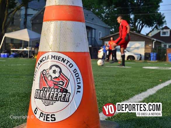 Chicago Goalkeeper Academy reúne a los mejores porteros para sacar al campeón