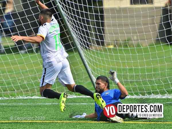 Estrella Blanca sufrió para ganarle al Deportivo Doofy en la Douglas Premier