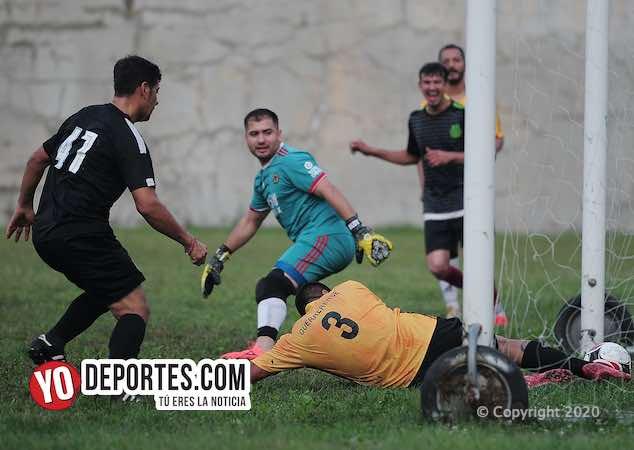 Atlas FC sorprende al Guerrerense con goleada en veteranos