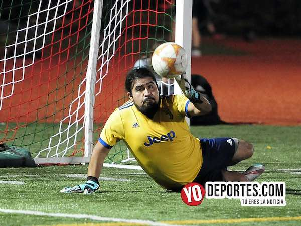 Black Angels eliminan al Manchester en la Kelly Soccer League