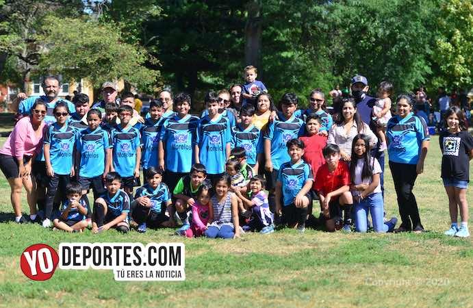 Club Morelos corta vuelo a las Águilas y rescata empate