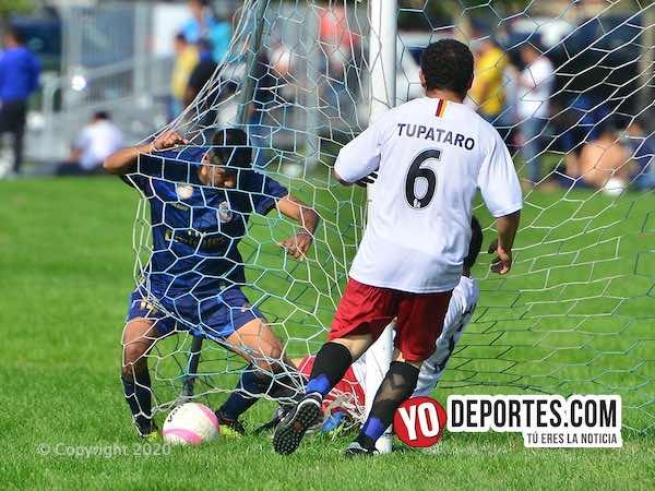 Se fueron empatados el Tupátaro y San Juan en la Segunda División