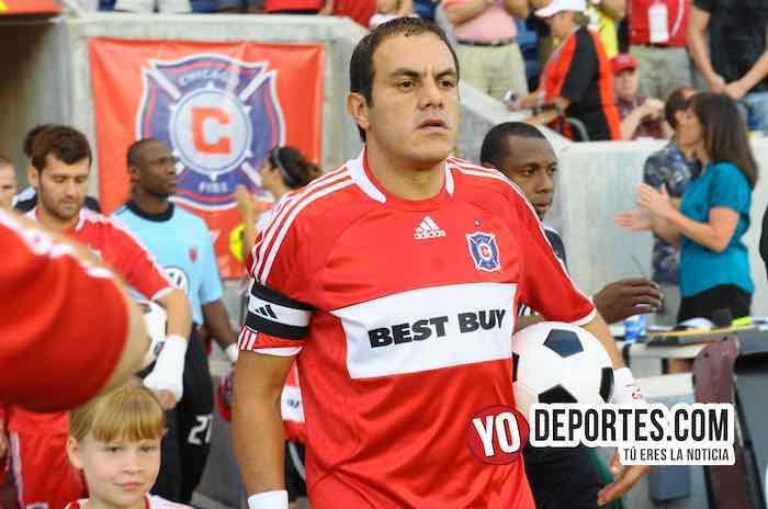 Ningún mexicano entre los 25 mejores futbolistas en la historia de la MLS