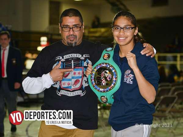 Es deportado a México el entrenador de boxeo Eddye Hernández