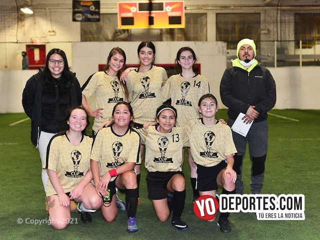 Cup SA vienen desde Kankakee a conquistar Chicago en la Kelly Soccer League