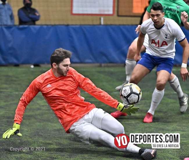 Luna FC elimina al Czarny Dunajec y avanza a la final de AML Soccer League