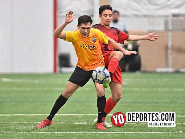 Nexpa Jr. vence a Real Chicago para seguir invicto en Waukegan