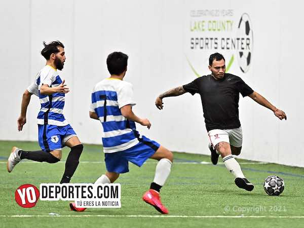 Los Tarascos mantienen el paso en la liga Lake County Sports Center