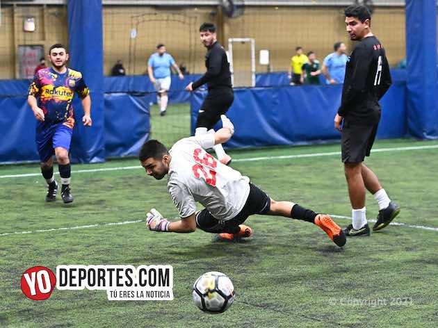 Windy City Elite le pasa por encima a Chicago Elite FC en AML Soccer League