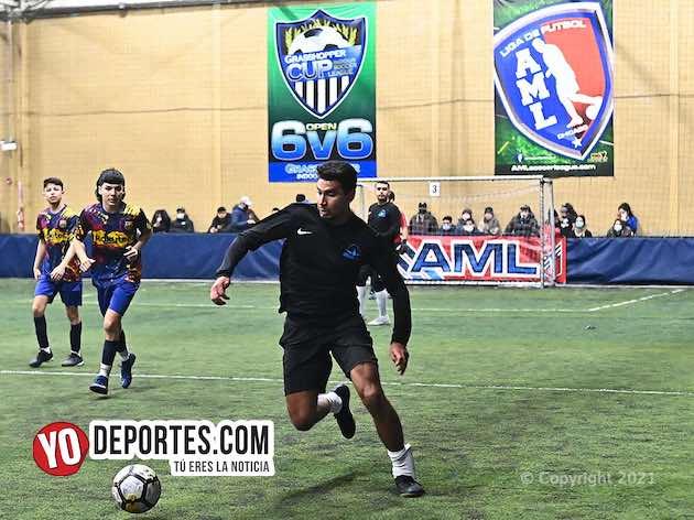Windy City FC le pasa por encima a Chicago Elite FC en AML Soccer League