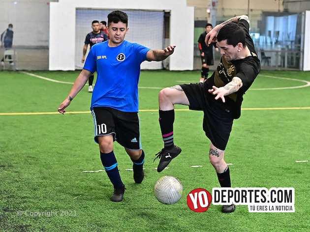 Crece la rivalidad entre Olinalá y Atlético Chicago en la Liga Douglas