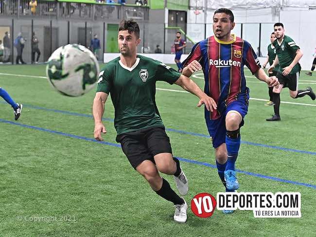 El Valenciano es eliminado por Jerez FC en veteranos de Waukegan