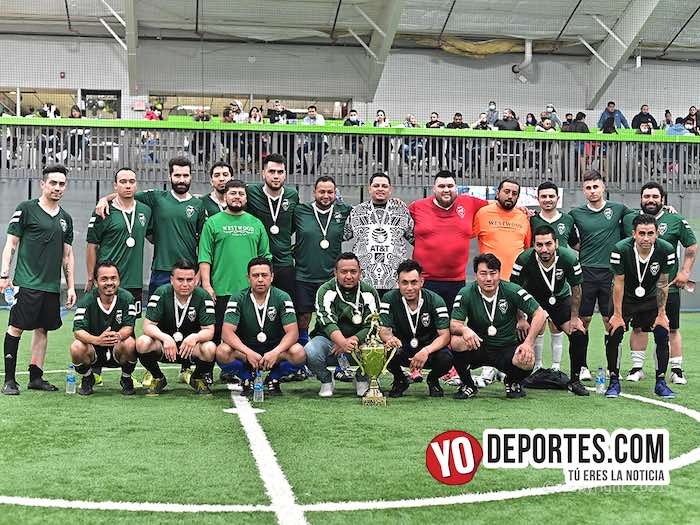 Jerez FC no defrauda y es campeón de veteranos en Lake County Sports Center