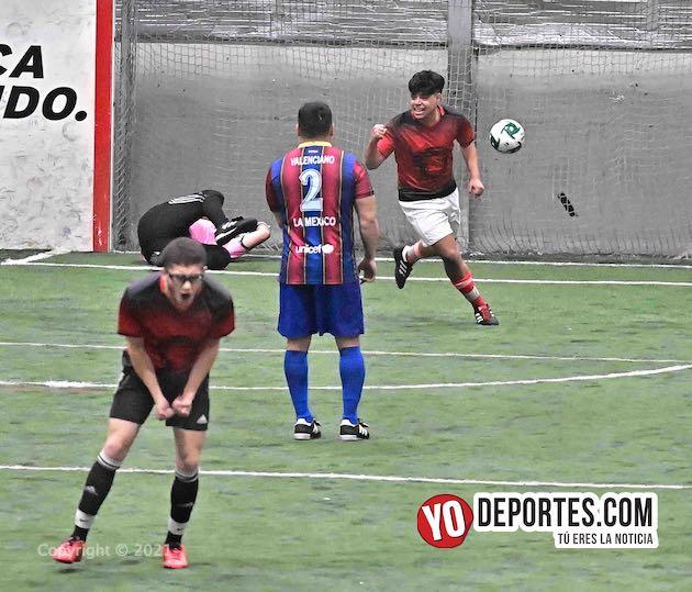 Nexpa Jr. rescata empate pero Jalisco FC le quita liderato en la Champions