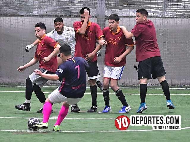 Quetzal dejó escapar la blanqueada contra Tejupilco en futbol de Waukegan