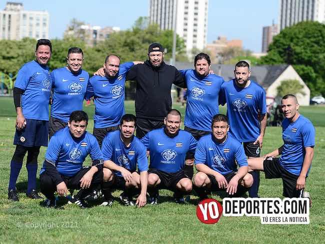 CD Fénix se suma a la lista de favoritos en la Liga Interamericana de veteranos
