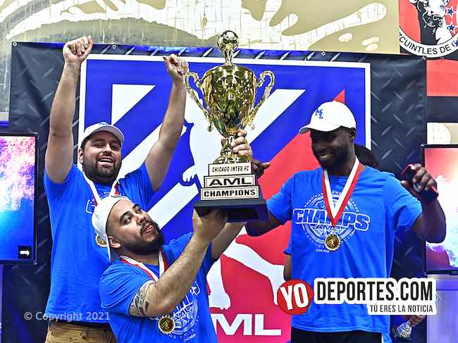 Chicago Inter FC apagó el Cosmos en la final de AML de Hillside