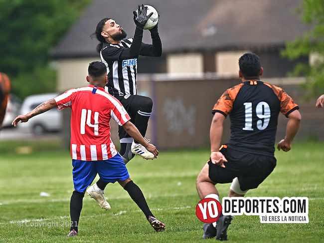 Hugo Peralta vuela y salva al Iguala de las Águilas en la Douglas