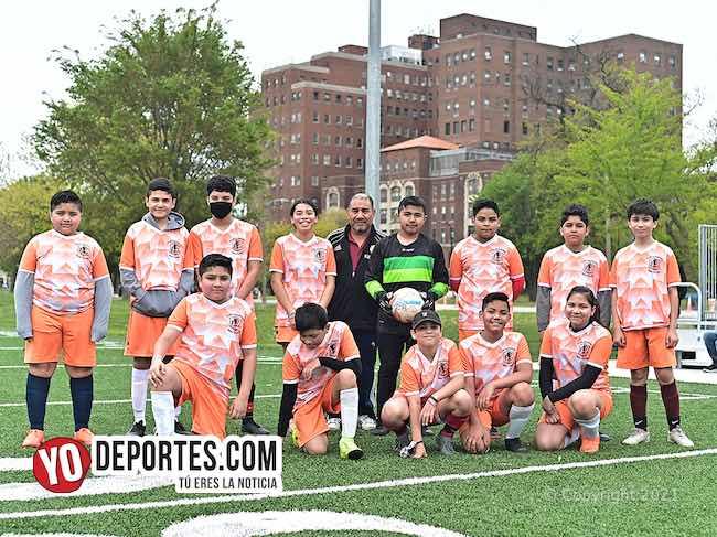 Real Tacuba busca refuerzos para ganar la Liga Douglas Kids