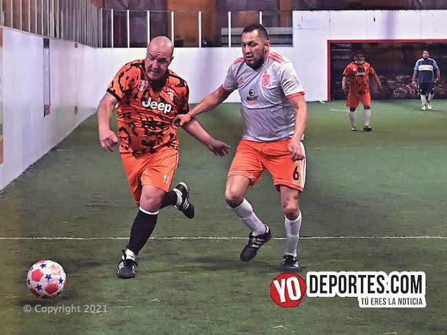 San Pancho campeón con gol de Víctor Tilico Venegas en veteranos de Chitown