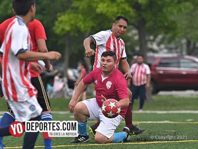 Los Choriceros se llevan 4 goles del Tupátaro en la Douglas