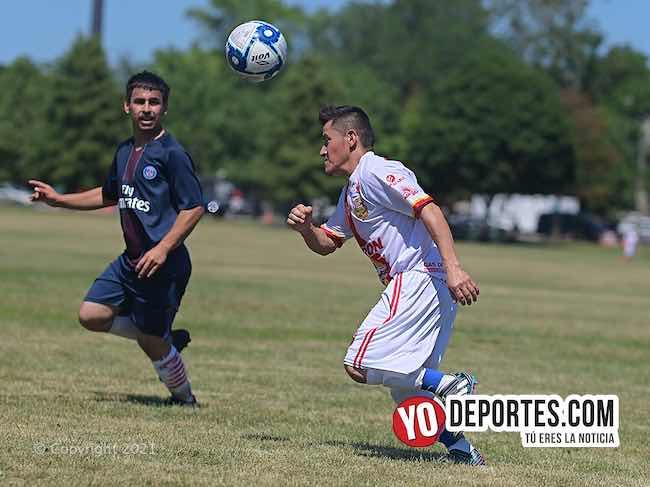 Atlético Morelia arrolla al Deportivo Cicero en la Liga Douglas