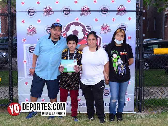 Salen los primeros finalistas del Torneo 1 vs 1 de Chicago Goalkeeper Academy