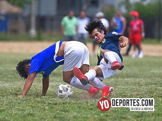 Con penales sale adelante el Deportivo Michoacán en la Victoria Ejidal