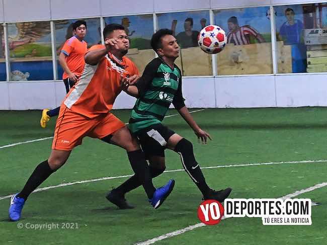 Lerma ganó el duelo estelar a 420 FC en la Supercopa de los Martes