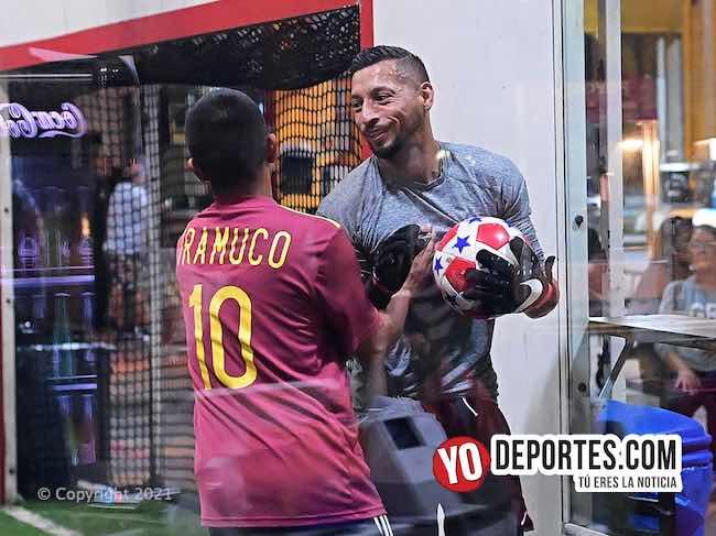 Deportivo Silao cierra la noche ganando al Iramuco en Chitown Futbol