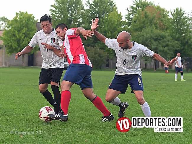 Lluvia de tarjetas entre Hidalgo y San Rafael en la Victoria Ejidal de veteranos