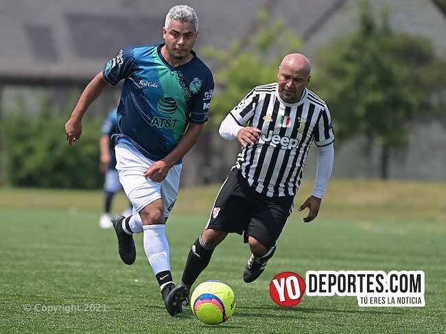 Azteca vence al Asturias con goles salvadoreños en la Interamericana de Veteranos