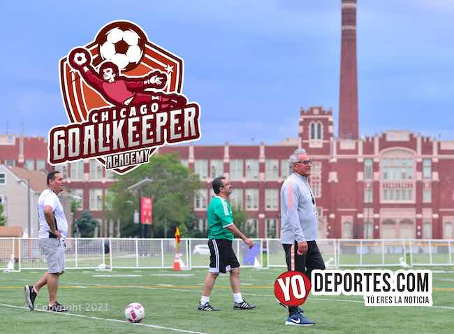 Leonardo Cuéllar impartirá curso en la escuela de porteros Chicago Goalkeeper Academy
