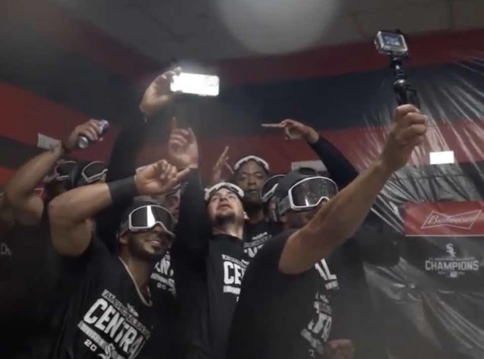 Medias Blancas ganan primer título de la División Central de la Liga Americana desde 2008