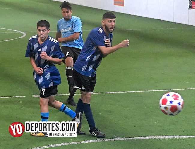 Iguala FC eliminó a los Chagos y va contra La Villita en la final de los viernes de Chitown