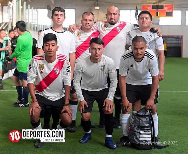 Iguala arranca ganando en la Liga Douglas de los 8 mil dólares en Chitown Futbol