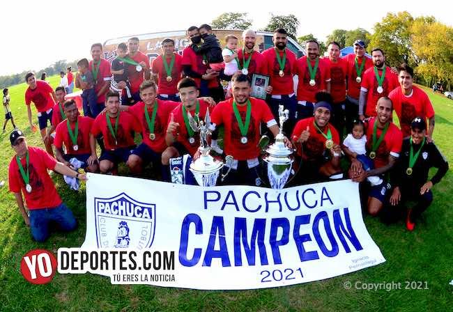 El Pachuca es el campeón del verano en Chicago