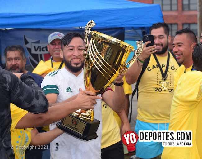 ¡Que Viva El Rey de Chicago! Campeón de verano en la Victoria Ejidal