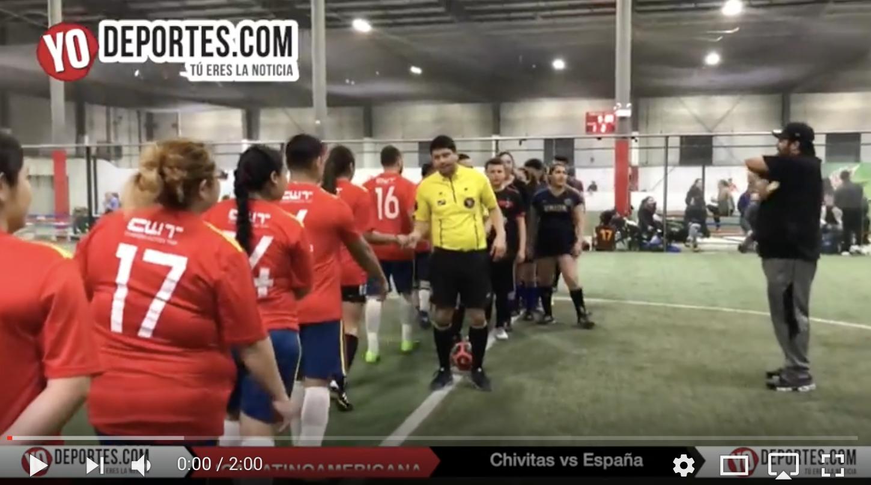 Chivitas vs España Liga Latinoamericana Final